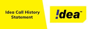 idea call history statement prepaid online