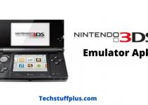 NINTENDO 3DS EMULATOR apk