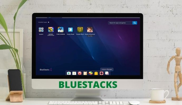 bluestack pubg mobile emulator