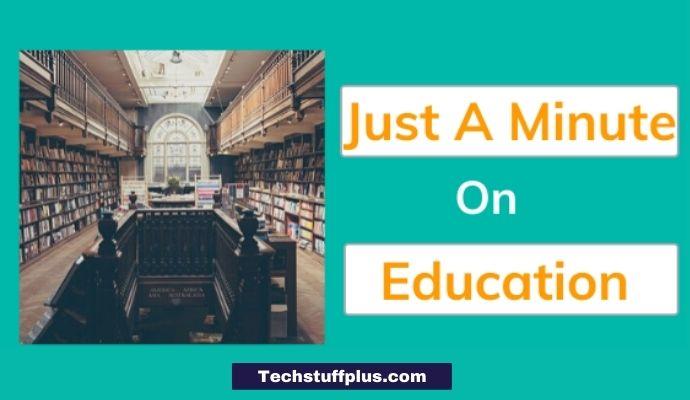 JAM On Education