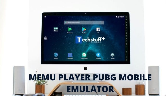 MEMU PLAYER PUBG MOBILE EMULATOR