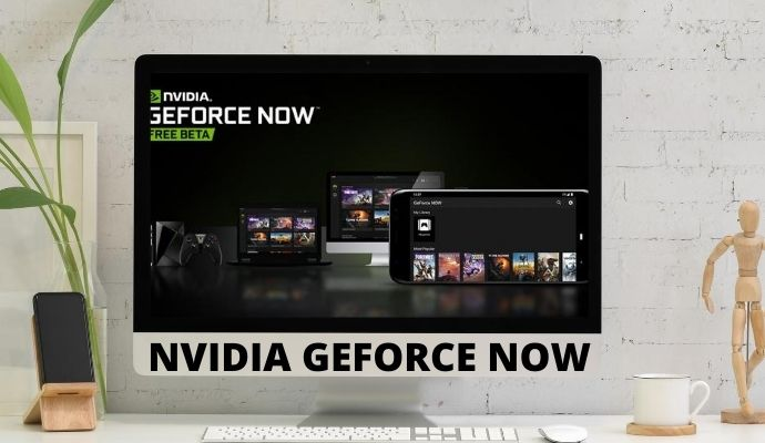 NVIDIA GeForce Now for pubg